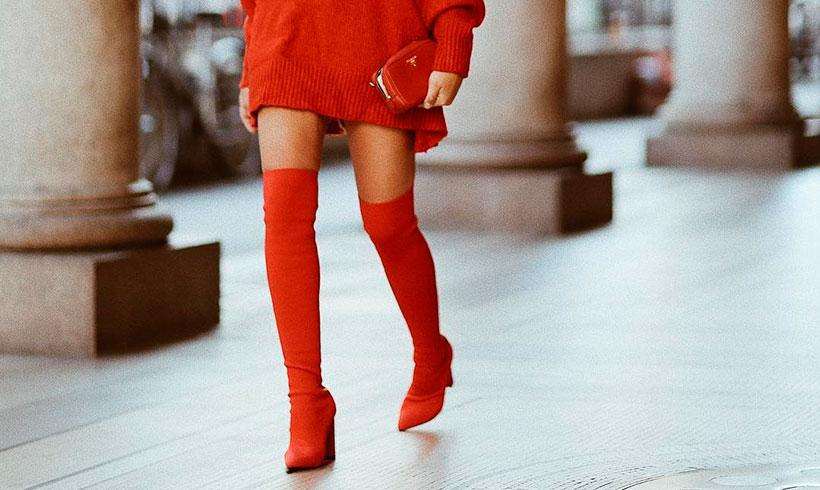 Botas rojas tienes que comprarte unas ya blog de - Personal shopper blog ...
